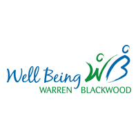 Well Being Warren Black logo