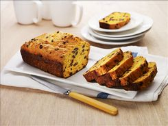 Currant Carrot Loaf