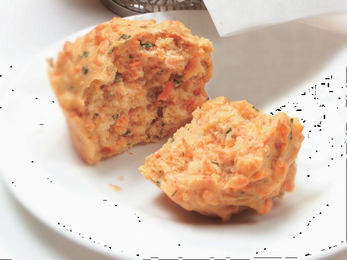Carrot & Parsnip Muffins