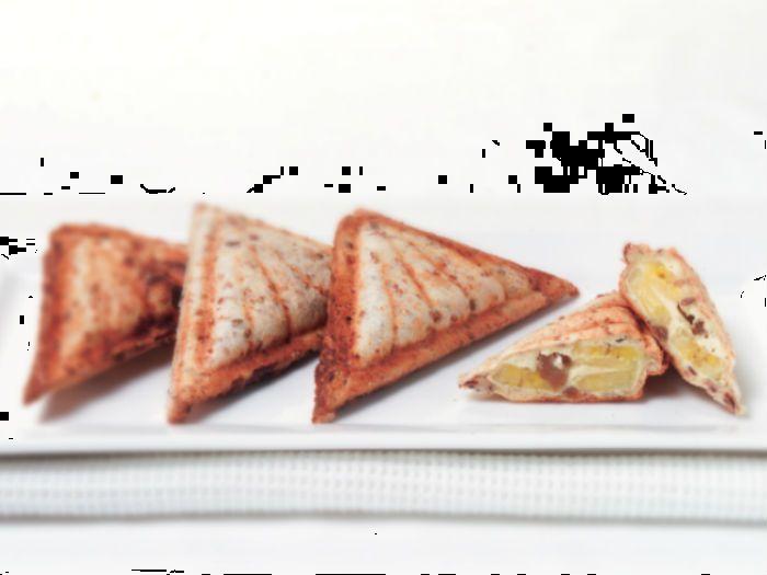 Banana Toastie