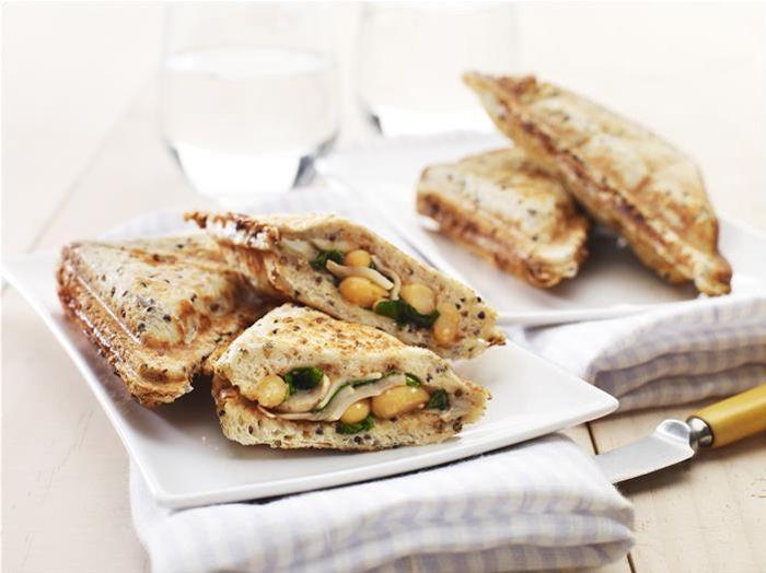 Savoury Toasties
