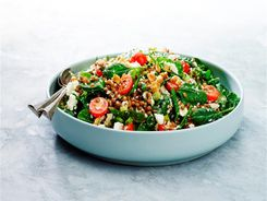 Walnut Lentil Salad