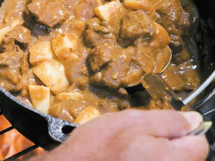 Kangaroo Curry