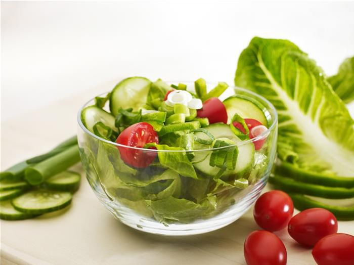 Basic Garden Salad