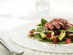 Balsamic Beef Salad