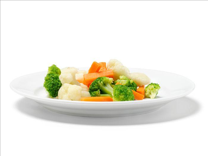 Cooked Vegies