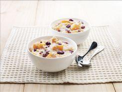 Overnight No-Cook Fruity Oats