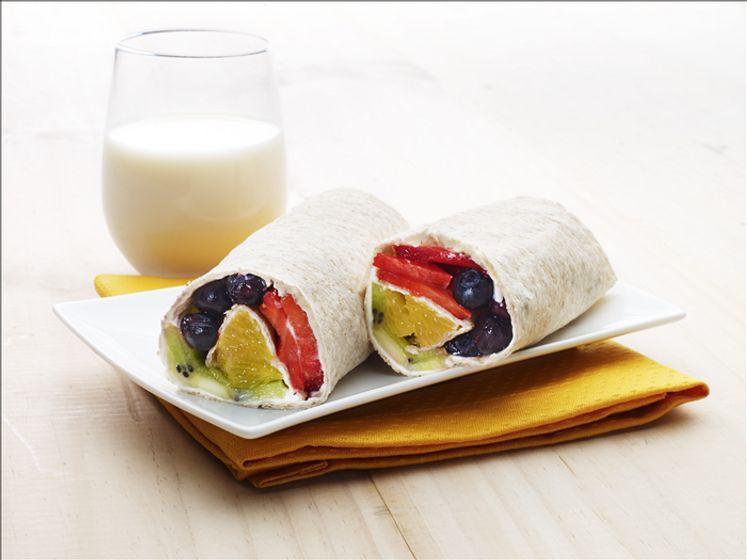 Fruity Wrap