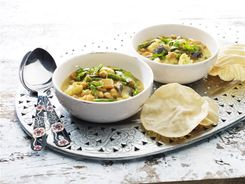 Creamy Vegetable Curry
