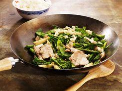 Chicken & Cashew Stir Fry with Cauliflower Rice