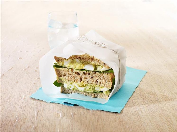 Egg & Avocado Sandwich