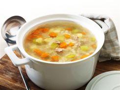 Lamb & Barley Soup