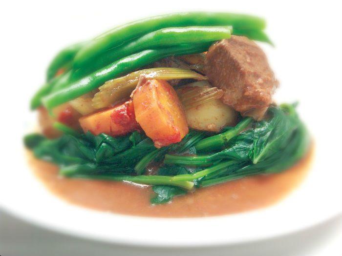 Easy Beef Hot Pot