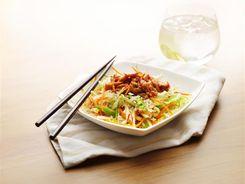 Asian Slaw & Sweet Chilli Tuna