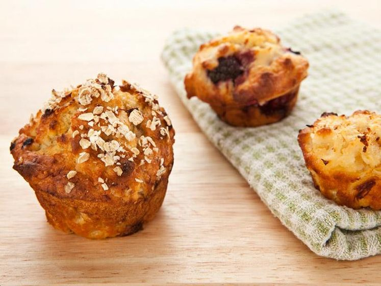Choose Your Own Adventure Muffins