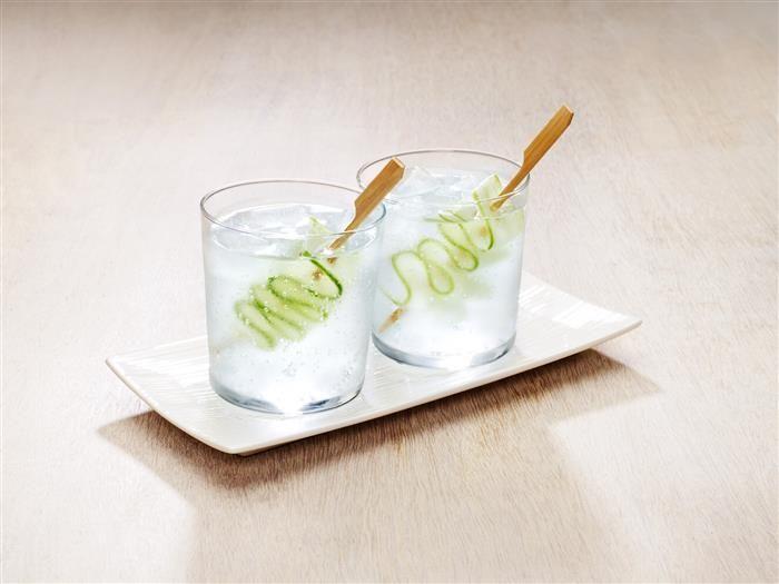 Cucumber Skewers