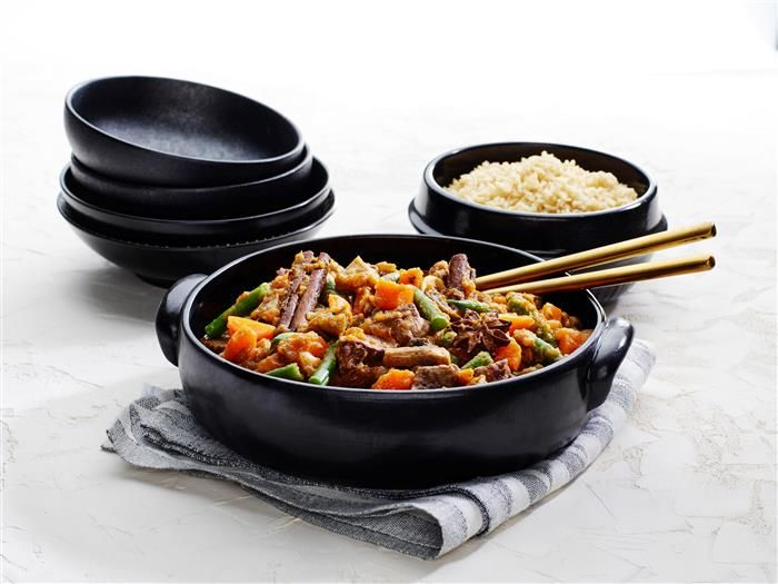 Indonesian Slow Cooked Beef 3-2-1