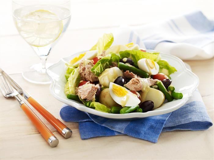 Salad Nicoise 3-2-1