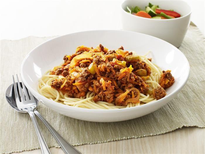 Spaghetti Bolognese 3-2-1