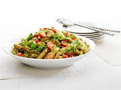 Quick Pesto Pasta Salad