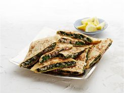 Cheese & Spinach Gozleme
