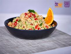 Zesty Couscous Salad