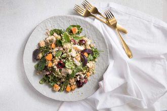 Chicken & Couscous Salad
