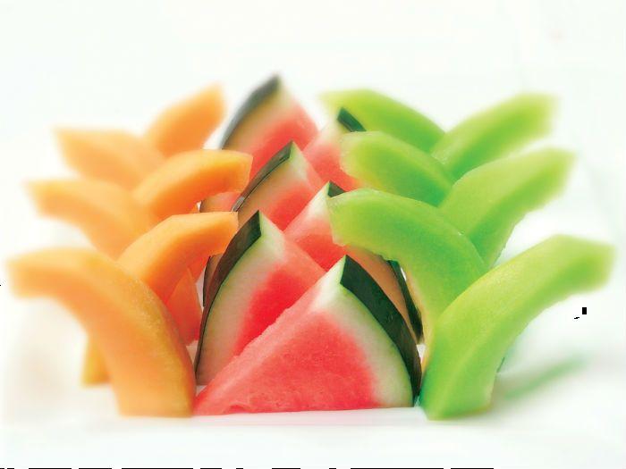 Melon Platter
